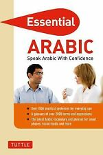Essential Arabic: Speak Arabic with Confidence! (Self-Study Guide and Arabic Phr