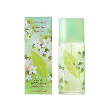 GREEN TEA JASMINE Elizabeth Arden 3.3 oz EDT Spray Womens Perfume 100 ml