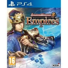 Dynasty Warriors 8 Empires (PS4) BRAND NEW SEALED ENGLISH PLAYSTATION