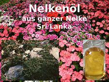 Nelkenöl ganze Nelke 100 ml 100% naturreines ätherisches Öle von MäcSpice