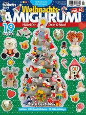 Amigurumi simply ganchillos *** navidad *** Amigurumi vol 10 tu X-mas!