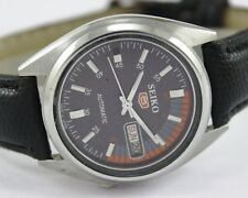 VINTAGE SEIKO 5 AUTOMATICO UOMO'S MADE IN JAPAN OROLOGIO MEN'S WATCH - I2301