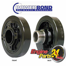 FORD 302 351 CLEVELAND HARMONIC BALANCER POWERBOND PERFORMANCE PB1082-ST