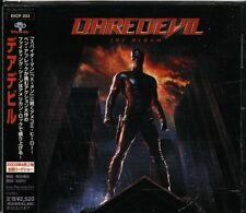 Daredevil The Album Soundtrack - Japan CD Fuel Palo Alto 12 Stones Evanescence