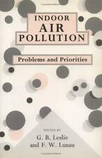 Indoor Air Pollution: Problems and Priorities-ExLibrary