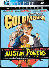 Austin Powers: International Man of Mystery/The Spy Who Shagged Me/Goldmember b