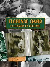 DVD Florence Davis, la chanson en héritage / IMPORT