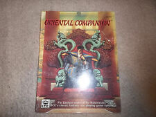 Rolemaster Oriental Companion