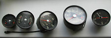 Porsche 911 S RS instrument cluster clocks gauges kombiinstrument dzm speed 1969
