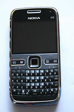 Nokia E72 -  black (Unlocked) Smartphone Good Condition