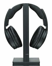 Best Holiday Gift Sony Wireless FM Over-the-Ear Headphones for TV MDR-RF985RK