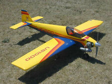 Giant Ultra Sport 1000 Aerobatic Sport Plane Plans, Templates & Instructions