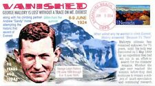 COVERSCAPE computer designed 90th of George Mallory's lost on Mt. Everest cover