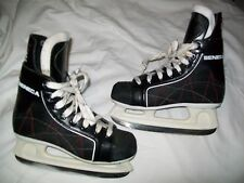 VERY NICE ICE HOCKEY SKATES,SENECA FORCE COMPETITION MEN'S SIZE 4 NEARLY NEW