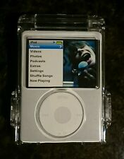 Ipod Nano 3rd Generación (video) 4GB, 8GB-Case-Transparente Nuevo