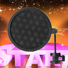PS-2 Double Layer Studio Microphone Mic Wind Screen Pop Filter For Recording XC