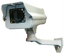 700 TVL Sony CCD 6-60mm Varifocal Lens Camera IR & Fan in Weather Proof Housing