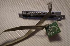 "IR SENSOR & SIDE BUTTONS BOARD FOR 42"" PHILIPS 42PFL7962D /05 LCD TV"