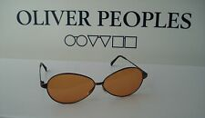 Rare Color Oliver Peoples Sunset Fight Club Brad Pitt Sunglasses Tyler Durden