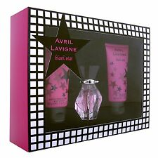 AVRIL LAVIGNE BLACK STAR 15ML GIFT SET. NEW