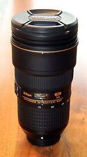Nikon AF-S NIKKOR 24-70mm f/2.8E ED VR Lens USA New
