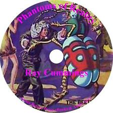 Phantoms of Reality, a Ray Cummings Sci-Fi Adventure Audiobook on 1 MP3 CD