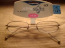 MAGNIVISION XTRA SIGHT READING GLASSES +2.50 (160161) #07