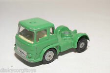 CORGI TOYS BEDFORD TRACTOR UNIT GREEN EXCELLENT CONDITION
