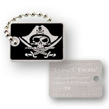 Pirate Micro Travel Tag (Geocoin) For Geocaching