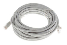 25FT CAT5e Cable Ethernet Lan Network CAT5 RJ45 Patch Cord Internet NEW 500 MHz