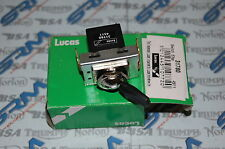 Lucas electrical switch  2 position  4 tag LU31780