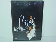 "*****DVD-LIONEL RICHIE""LIVE-His Greatest Hits and More""-2007 Def Jam*****"