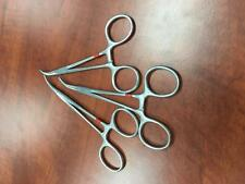 V. Mueller Cairns Hemostatis Forceps NL-90 *Lot of 3*
