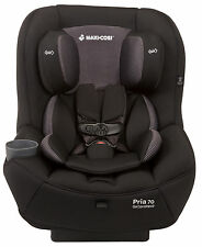 Maxi-Cosi Pria 70 Convertible Child Safety Car Seat w/ Air Protect Black Gravel