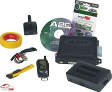 2-Way Remote Starter with Keyless Entry