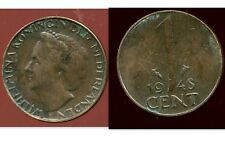 PAYS BAS 1 cent 1948  ( bis )
