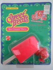 "VINTAGE SWEET TREATS ""CHERRY DELICIOUS""  KIDDLE ICE CREAM BARS MATTEL 1978.1979"