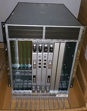 Brocade DCX 8S 8Gb SAN Director Backbone w/ 2x CP8, 2x CR8, Dual Power Supplies