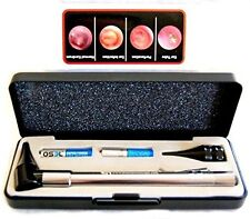 Amazing Dr Mom Stainless LED Third Generation Otoscope in Hard Case