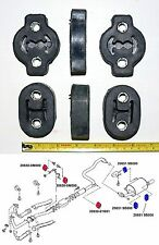 Exhaust Rubber Mountings x6 for Sentra B13 B14 200SX AD Wagon Y10 1991-2000