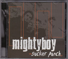 Mightyboy - The Sucker Punch - CD (MBCD003 Psycho Janitor)