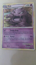 Muk Pokemon Card UNCOMMON [UNDAUNTED]