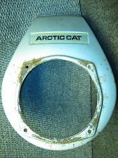 Vintage Arctic Cat Fan Recoil Housing Cover 292 Lynx Kawasaki OEM