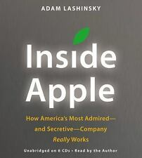 INSIDE APPLE HOW AMERICA'S SECRETIVE COMPANY REALLY WORKS AUDIO CD