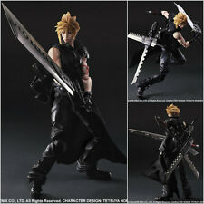 Play Arts Kai Final Fantasy 7 ADVENT CHILDREN Cloud Comic Figure Figurine In Box