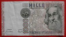 Excelente billete Mil Liras Italia,, 1982, OE 185963 S
