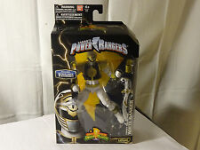 Mighty morphin power rangers mmpr legacy white ranger Jason Bandai Megazord  NEW