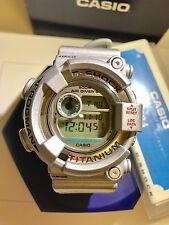 G Shock Frogman DW-8201F-8JF Silver Rare