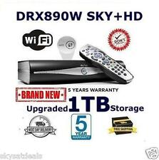 SKY Plus + Box HD Wi-Fi - 1tb-Sky Amstrad drx890w costruita in wireless su richiesta