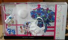 2012 Black Label Barbie Basics 3.0 Swimsuit Collection Accessory Set No.02